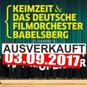 Bild: Keimzeit & Deutsches Filmorchester Babelsberg - Openair -