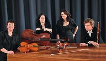 Bild: Bachs Echo - Grundmann-Quartett