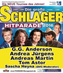 Bild: Deutsches Musikfernsehen präsentiert: Die große Schlager Hitparade - mit Andrea Jürgens, Andreas Martin, G.G. Anderson und Tom Astor