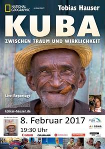 Live-Multivision - Kuba mit Tobias Hauser
