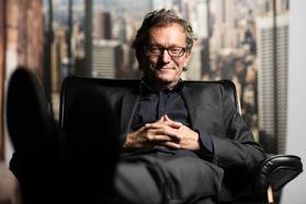 Frank Lüdecke - Frankfurt Premiere - Über die Verhältnisse