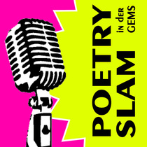 Bild: Poetry Slam -  Moderation: Hanz