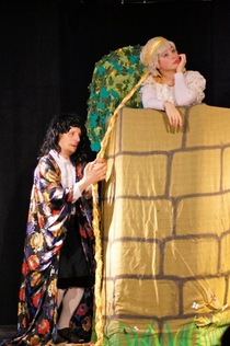 Bild: Rapunzel - Kindertheater