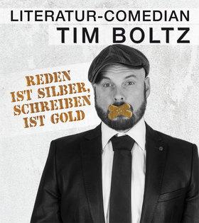 """Bild: Tim Boltz - """"Reden ist Silber, Schreiben ist Gold"""""""