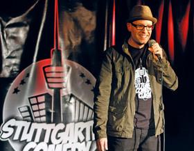 Bild: Stuttgarter MASTER Comedy Clash