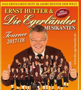 Bild: Bühne 79650 - Ernst Hutter & die EGERLÄNDER MUSIKANTEN