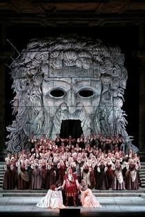 Bild: Wolfgang Amadeus Mozart: Idomeneo