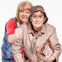 Bild: Altern ist nichts für Feiglinge II - Hurra, wir leben noch! - Kabarett von und mit Monika Blankenberg