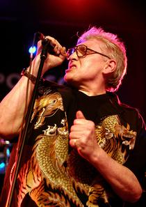 Bild: Chris Farlowe & The Norman Beaker Band