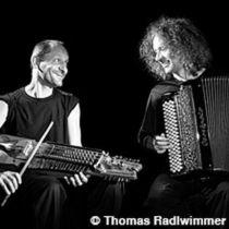 Bild: Jean-Louis Matinier - Akkordeon & Marco Ambrosini - Nyckelharpa - Inventio