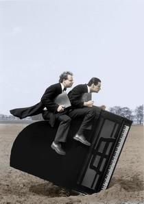 "Bild: Stenzel & Kivits - ""The impossible Concert"""