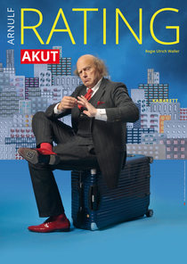 """Arnulf Rating - """"Rating akut"""" im 18. Marburger Kabarettherbst"""
