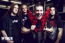 Annihilator - EU-In the blood Tour 2016