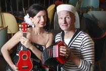 Claudia Schill / Klaus Renzel: Valente Show