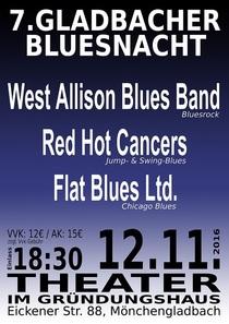 7. Gladbacher Blues Nacht