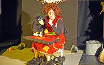 Die kleine Hexe Wackelzahn feiert Weihnachten - Eine zauberhafte Kindergeschichte