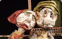 Ali Baba und die vierzig Räuber - Figurentheater nach dem Märchen aus 1001 Nacht (Ab 6 Jahren - Das Mindestalter ist zwingend zu beachten!)