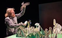 OHRENBETÄUBEND & mucksmäuschenstill - Figurentheater aus dem Pop-Up-Buch