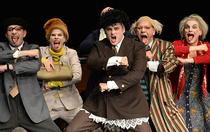 Bild: Clowns 2 ½ - Ein komisch-musikalisches Unternehmen ohne Worte