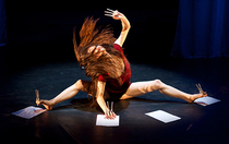 Heart - Tanzprojekt von Lise Pauton und Sebastiano Toma