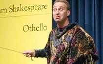 Othello - Frei nach William Shakespeare von und mit Bernd Lafrenz
