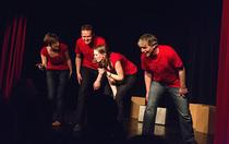 4gewinnt Improtheater - »Ganz geheimnisvoll...«