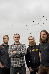 Bild: RED FANG - + Torche + special guest