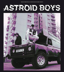 Bild: ASTROID BOYS - Live 2016