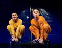 """Bild: Ik bün Könik - Drei Grimmsche Märchen - von Gerd Knapp, gespielt vom Theater """"Schreiber & Post"""""""