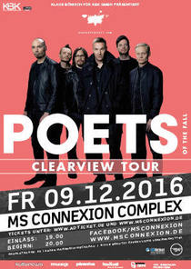 Bild: Poets Of The Fall - Clearview Tour 2016