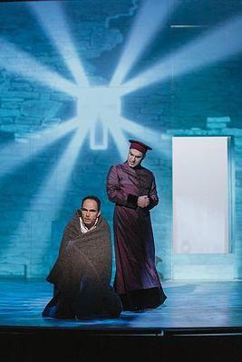 Bild: Luther - Rebell Gottes - Stadttheater Fürth