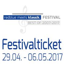 Bild: redblue meets klassik - Festivalticket für alle 3 Konzerte