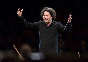 Bild: »Aus der neuen Welt« mit Gustavo Dudamel