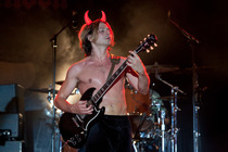 Bild: Barock - the true sound of AC / DC - Konzert