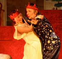 Bild: Die Prinzessin auf der Erbse (Kus/Henn) - Kindertheater