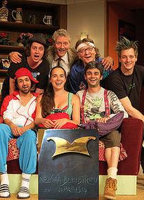 Bild: Theater - Achtung deutsch!