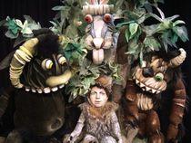 Bild: Wo die wilden Kerle wohnen - Figurentheater für Kinder ab 3 Jahren