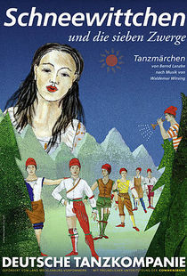 Bild: Die Deutsche Tanzkompanie - Schneewittchen und die 7 Zwerge - Ein getanztes Märchen