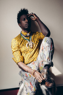 SAUL WILLIAMS - Martyr Loser King Tour 2016