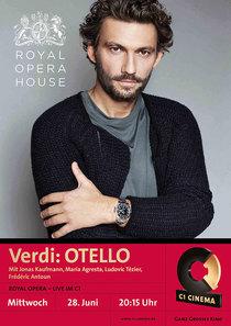Bild: ROYAL OPERA HOUSE in London live im C1: Verdi OTELLO