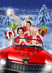 SWEET SUGAR SWING - SWINGIN´ SANTA - Die verrückt-traditionell-besinnlich-musikalische Weihnachtscomedy