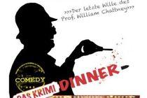 COMEDY Krimi Dinner -