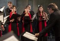 Bild: Adventskonzert »A cappella« - Dresdner Kammerchor