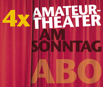 Amateurtheater am Sonntag