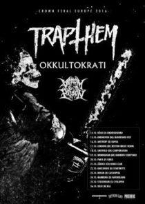 Bild: Crown Feral Europe Tour 2016 Trap Them