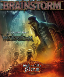 Bild: BRAINSTORM – Nights Of The Storm Tour 2016 - plus Special Guest WINTERSTORM