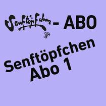Bild: Senftöpfchen-ABO 1 - ABO 2017