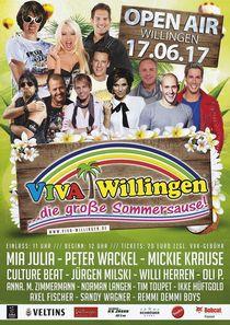 Bild: VIVA Willingen 2017 - ...die große Sommersause