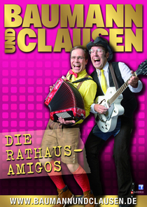 Bild: Baumann & Clausen - Die Rathaus-Amigos