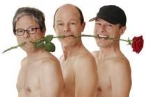 Bild: Maul & Clownseuche: Drei Männer braucht die Frau
